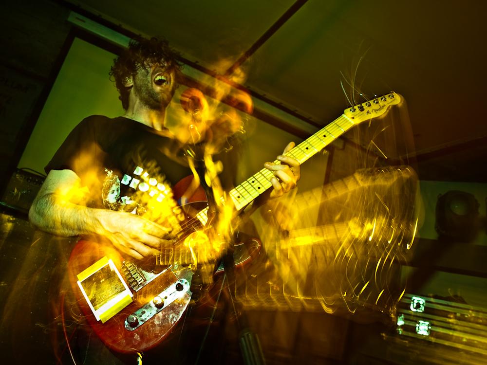Concerts de rock, jazz, électro et musique du monde au Klub RE à Cracovie.